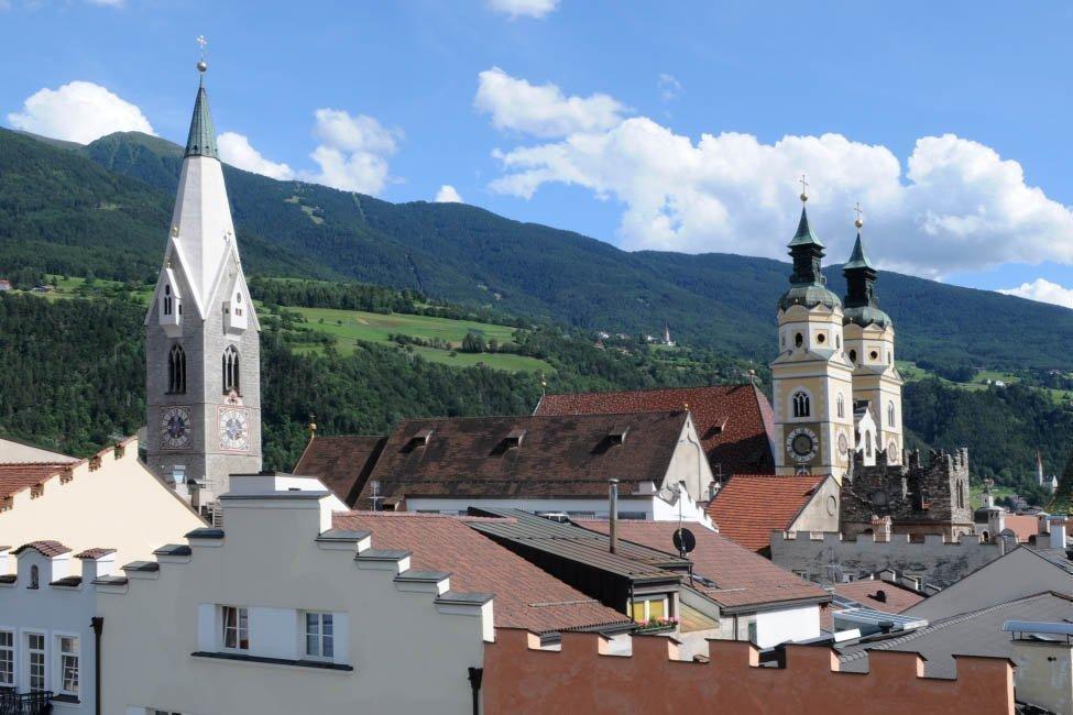 Wander- und Ausflugsziele zwischen Brixen und Klausen