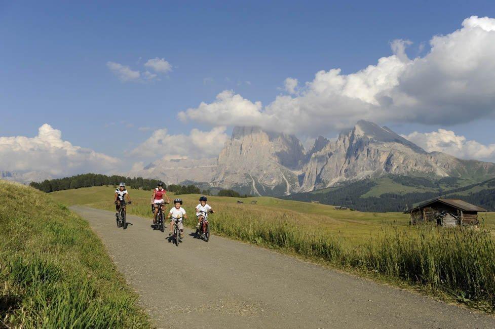 Vacanza in bicicletta al Bikehotel in Alto Adige