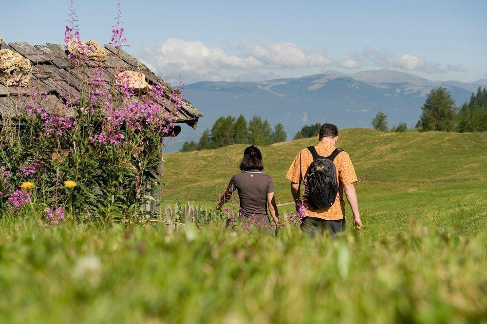 Feldthurns auf der Spur... mit archäologischer Wanderung: Kirchlwanderung: Feldthurns - Schnauders - Garn - Feldthurns